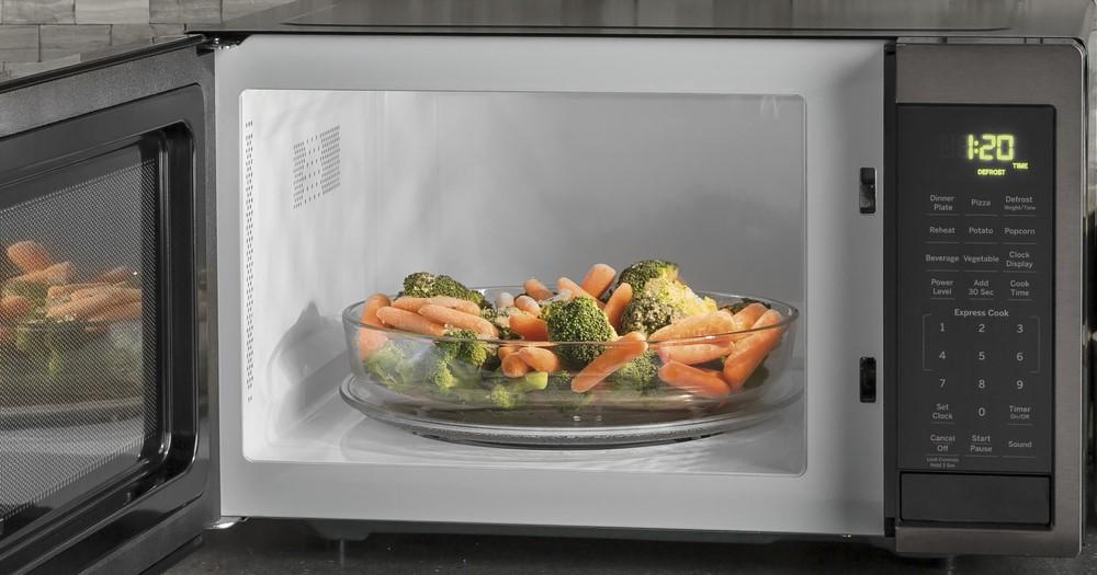 Descongelación en microondas