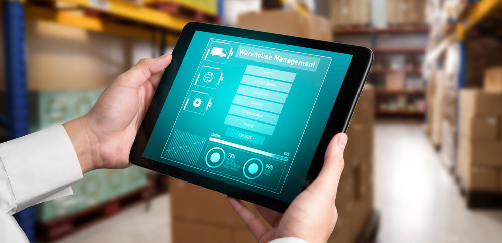 software ERP - cadena de suministro